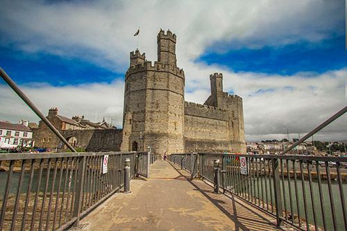 Caernarfon castillo