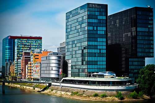 Düsseldorf-arquitectura-y-modernidad
