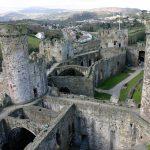 top castillos en gales