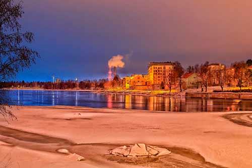 que ver en finlandia