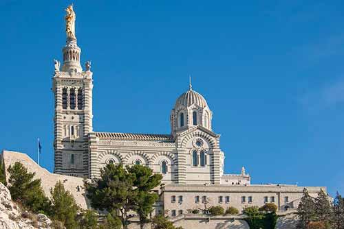 Basilica de Marsella