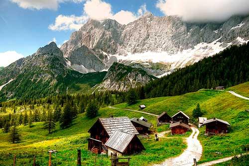 que ver y hacer en austria