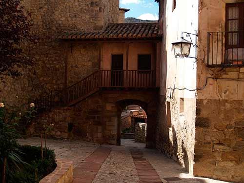 albarracin-pueblo-medieval-de-Teruel