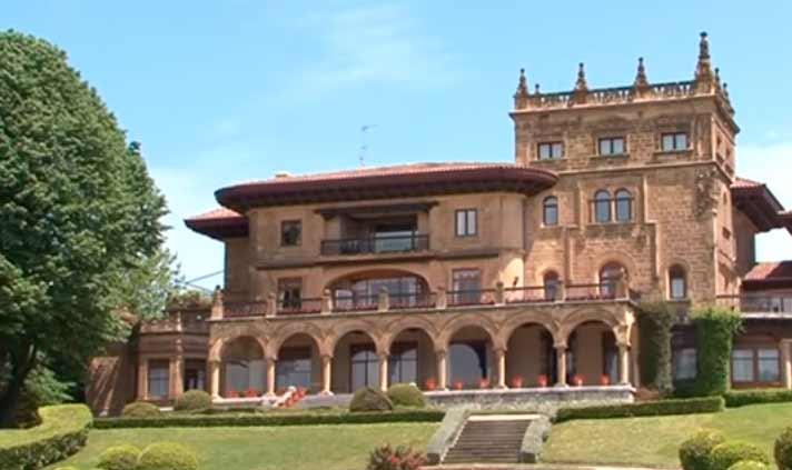 palacio de Lezama Leguizamón